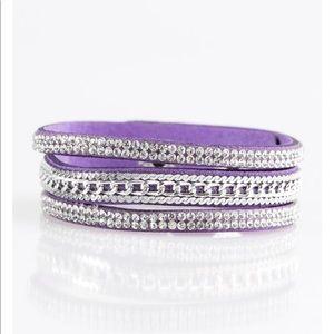 Paparazzi purple wrap